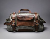 Paratrooper Camera Bag by Wontoncraft Atelier