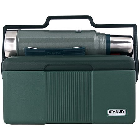Hammertone Green Classic Lunchbox Cooler & Bottle Combo | Stanley