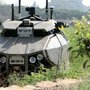 Israel Uses This Scary-Looking Unmanned Truck To Patrol Its Borders