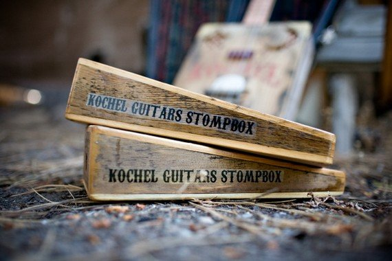 Kochel Guitars Stompbox by dabeeman on Etsy