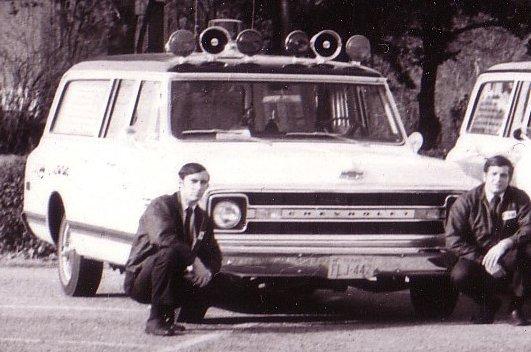 Suburban Ambulances | The History of Fort Worth EMS