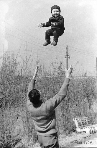 Fitness for Dads: How to Exercise When the Baby First Arrives | The Art of Manliness