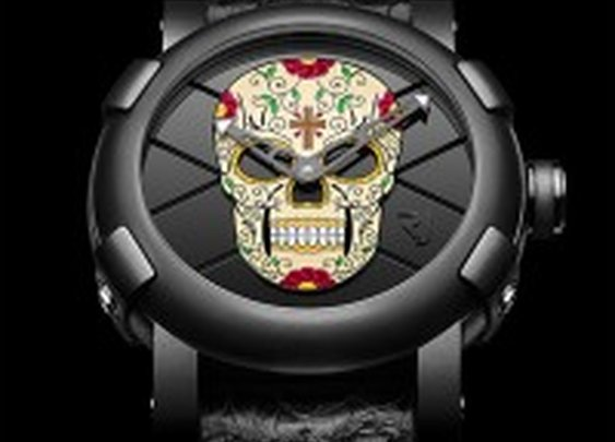 ROMAIN JEROME WATCHES