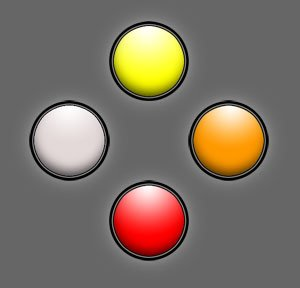 The Color Code of Awareness: Developing a Combat Mindset