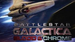 """Episode 1"" - Battlestar Galactica: Blood and Chrome - YouTube"