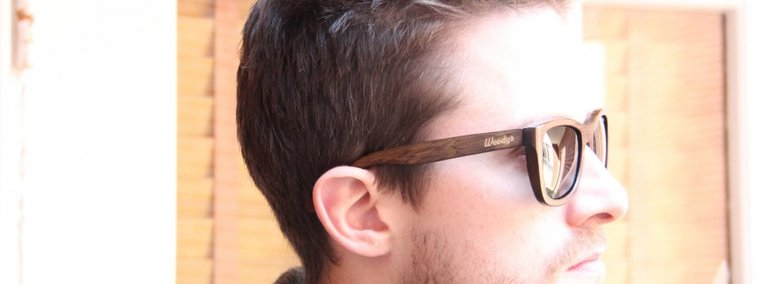 Woody's Sunglasses: Sunglasses with a Purpose
