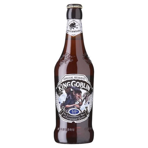 Review : Wychwood King Goblin