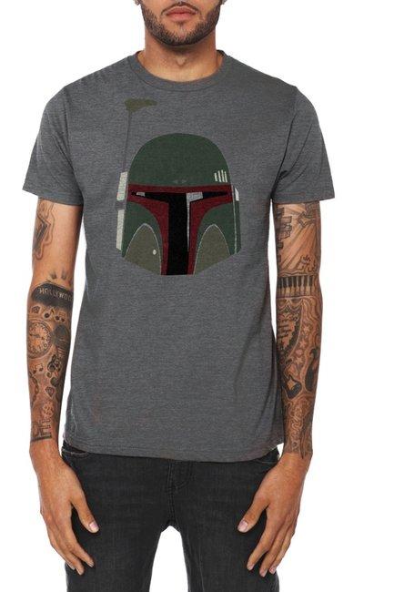 Star Wars Boba Fett Helmet T-Shirt