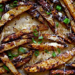 Baked Chili Cheese Fries — Punchfork