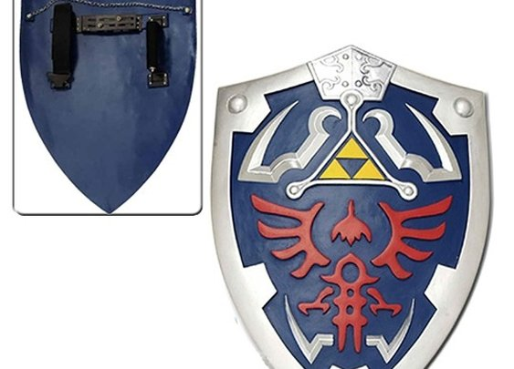 Deluxe Hylian Shield Replica