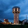 Bruce says it's cool : Modern water tower house