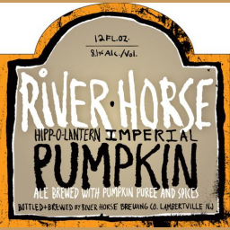 Review : River Horse Hipp-O-Lantern Imperial Pumpkin Ale - PLANET BEER