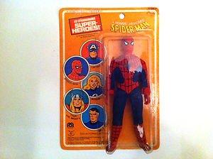 1979 ALL ORIGINAL MEGO SPIDERMAN WITH FRENCH CARD! | eBay