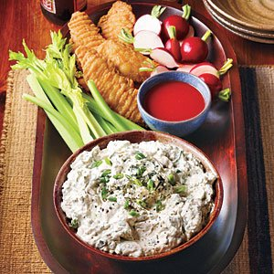 "Blue Cheese ""Hot Wing"" Dip Recipe 