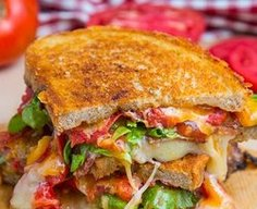 BLT Grilled Cheese (BLTGC) — Punchfork