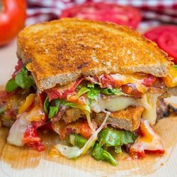BLT Grilled Cheese (BLTGC) — Punchfork