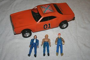 DUKES OF HAZZARD General Lee car and Bo Luke Uncle Jessie vintage 1970s MEGO | eBay