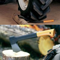 Unbreakable Hatchet