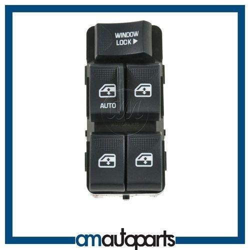 00-05 Impala Front Master Power Window Lock Switch Driver Side Left LH   eBay