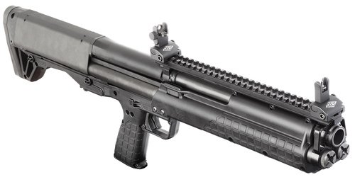 Kel-Tec KSG Shotgun — The Man's Man