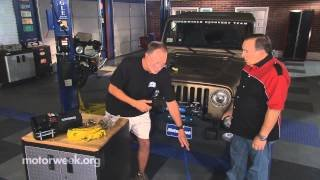 Winching Safety | Goss' Garage