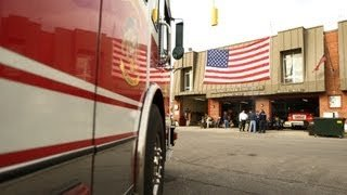 Serving Those Who Serve - Island Park, NY Firefighters - US Disaster Relief - YouTube