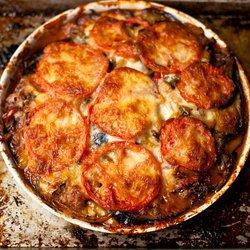 Eggplant Parmesan, Gluten-Free — Punchfork