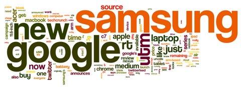 New Google Chromebook Launch Social Analytics