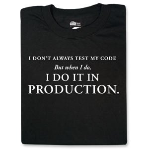 Most Interesting Coder Shirt