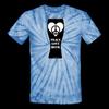 Peace Love Beer Unisex Tie Dye T-shirt
