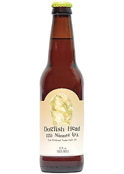 Review : Dogfish Head 120 Minute IPA