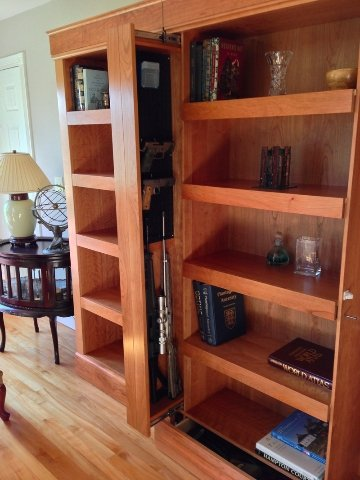 Q-Line Design Makes High-end Custom Furniture with Secret Compartments for Guns and Valuables - OutdoorHub.com