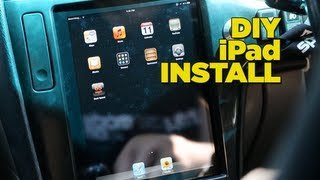 iPad Dash Install - YouTube
