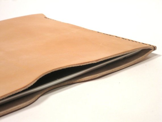 FREE US SHIPPING Leather Minimalist iPad case