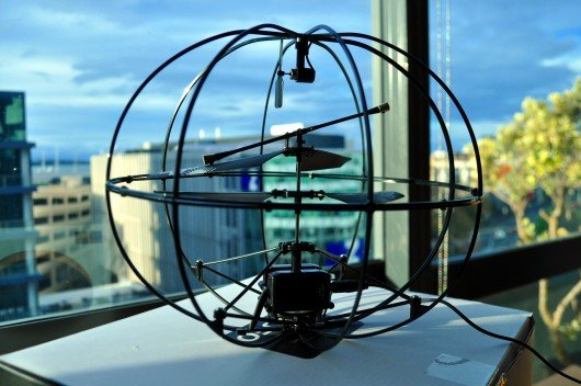 Puzzlebox Orbit brain-controlled helicopter is flying into production