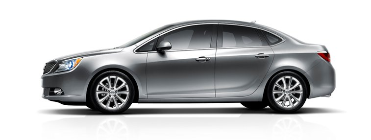 2013 Verano Compact Luxury Sedan | Buick
