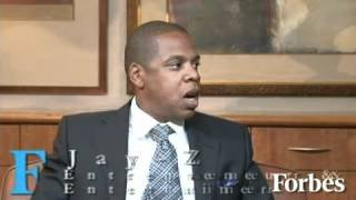 Shawn Corey Carter & Warren Buffet Interview With Forbes - YouTube