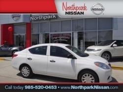 2012 Nissan Versa
