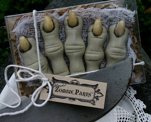 Zombie Rations for Walking Dead Fans 1 Gift Box by Scrumpalicious