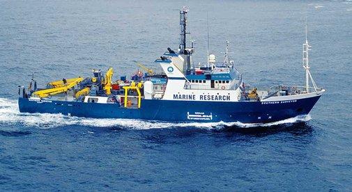 Australian Scientists Un-Discover South Pacific Island