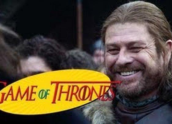 Game of Thrones as a Seinfeld Sitcom