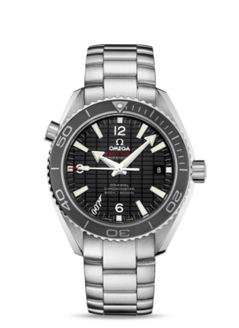 Omega Seamaster Planet Ocean 600m Skyfall — The Man's Man