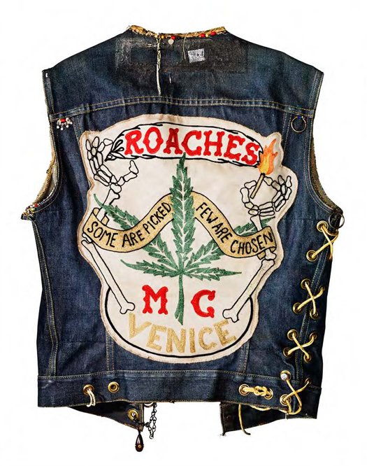 Accidental Mysteries, 11.25.12: Motorcycle Club Cuts as American Folk Art: Observatory: Design Observer