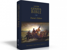 1599 Geneva Bible (Patriot Edition)