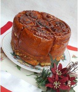 Cozonac rosenkranz | Retete culinare
