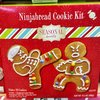 If I have to bake holiday cookies... Ninjabread Cookies