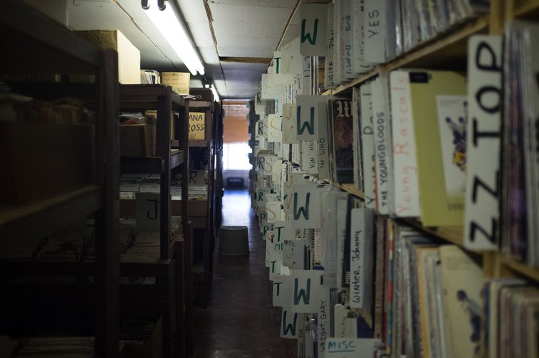 The Last Days of Big Al's Record Barn
