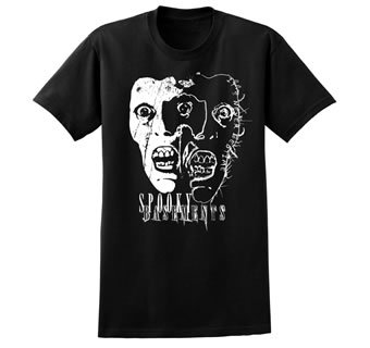 Spooky Basements (in the Attic) T-Shirt