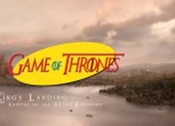 Game of Thrones as a Seinfeld Sitcom: Adding a Laugh Track Changes Everything | GeekDad | Wired.com