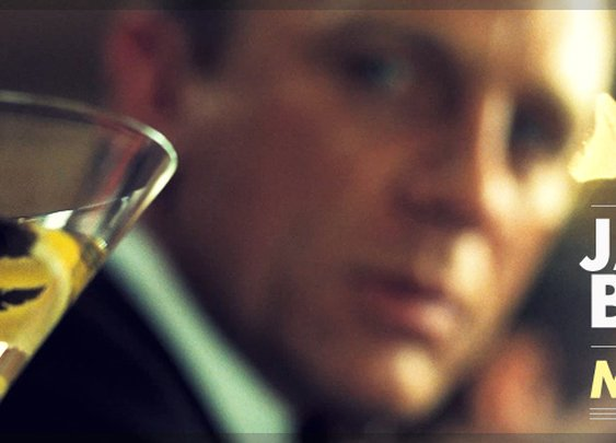 James Bond and the Martini | Primer